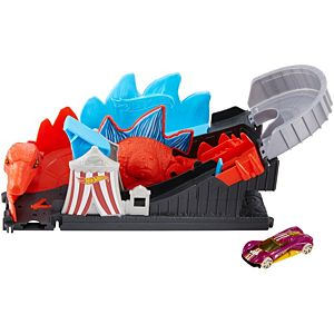Hot Wheels® Dino Coaster Attack™ Playset