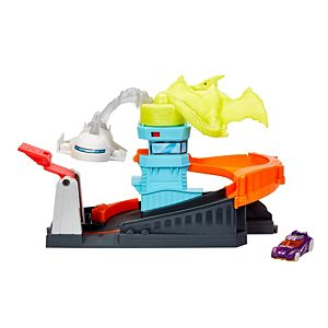 Hot Wheels® Ptero Port Attack Playset