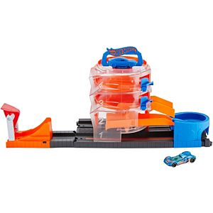 Hot Wheels® City Super Spin Dealership