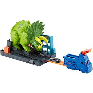 Hot Wheels® Smashin' Triceratops Play Set