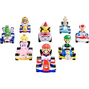 Hot Wheels® Mario Kart™ Replica Die-Cast Assorted Vehicles