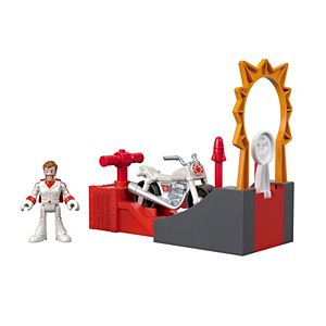 Imaginext® Disney•Pixar Toy Story Duke Caboom Stunt Set