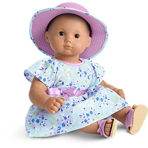 Sweet Spring Outfit for Bitty Baby Dolls