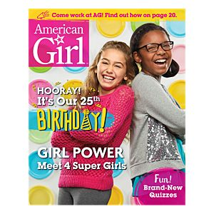 American Girl magazine: January/February Single Issue
