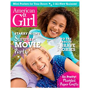 American girl magazine single issues american girl american girl magazine julyaugust single issue reheart Choice Image