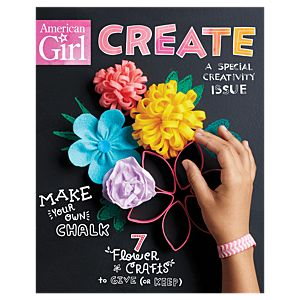 American Girl magazine: CREATE Single Issue