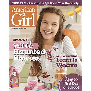 American Girl magazine: September/October Single Issue