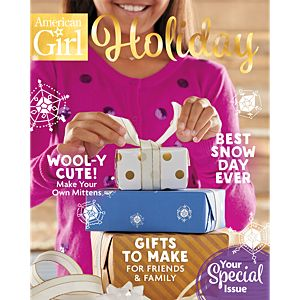 American Girl magazine: Holiday Single Issue