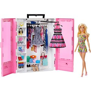 Barbie® Fashionistas® Ultimate Closet™ Doll and Accessory