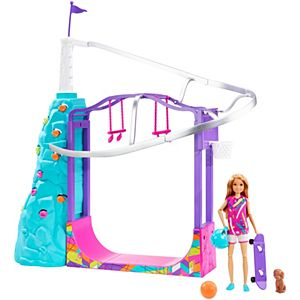 Barbie® Team Stacie™ Doll and Playset