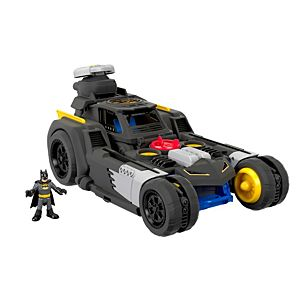 Imaginext® DC Super Friends Transforming Batmobile R/C