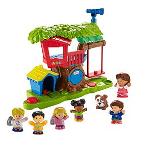 Little People® Swing & Share Treehouse Gift Set