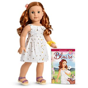 Blaire™ Doll & Book