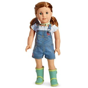 ae1c6cd47be Blaire s Gardening Outfit for 18-inch Dolls