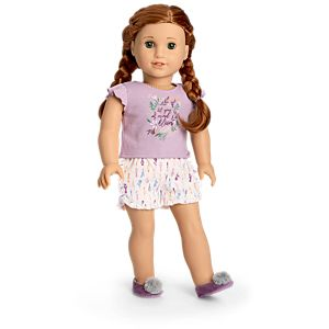 Blaire's In Bloom PJs for 18-inch Dolls