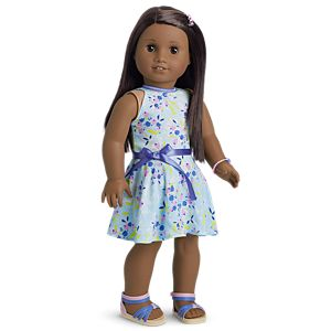 Simply Spring Outfit for 18-inch Dolls