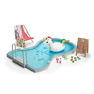 American Girl® Swimming Pool