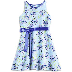 Simply Spring Dress for Girls