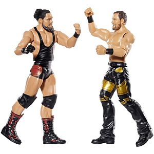WWE® Bo Dallas™ & Curtis Axel™ Miztourage Battle Pack