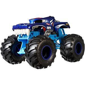 Hot Wheels® Monster Trucks Hotweiler 1:24 Scale Vehicle