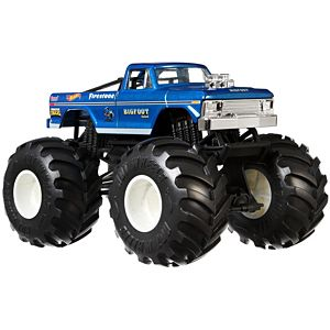 Hot Wheels® Monster Trucks Bigfoot 1:24 Scale Vehicle
