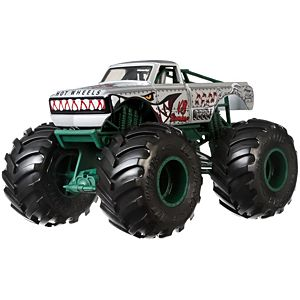 Hot Wheels® Monster Trucks V8 Bomber 1:24 Scale Vehicle