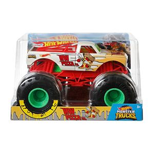 Hot Wheels® Monster Trucks HW Pizza Co. 1:24 Scale Vehicle