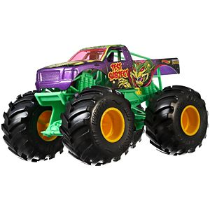 Hot Wheels® Monster Trucks Test Subject 1:24 Scale Vehicle