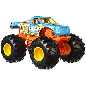 Hot Wheels® Monster Trucks Funny Feelings 1:24 Scale Vehicle