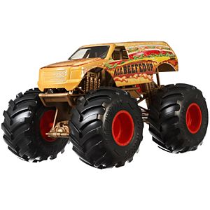 Hot Wheels® Monster Trucks All Beefed Up 1:24 Scale Vehicle