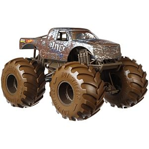 Hot Wheels® Monster Trucks The 909 1:24 Scale Vehicle