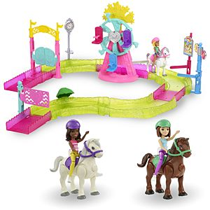 Barbie® On The Go™ Carnival Gift Set