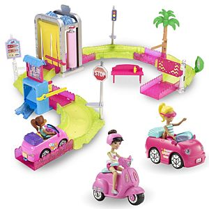 Barbie® On The Go™ Car Wash Gift Set