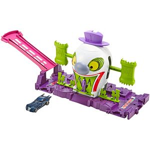 Hot Wheels® DC The Joker Funhouse Playset