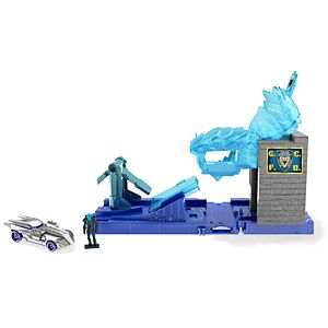 Hot Wheels® DC Mr. Freeze Police Takeover Play Set