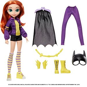 DC Super Hero Girls™ Teen to Super Life™ Batgirl™ Doll