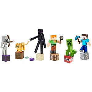 Minecraft Comic Maker Action Figure Assortment