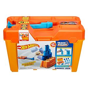Hot Wheels® Track Builder™ Barrel Box