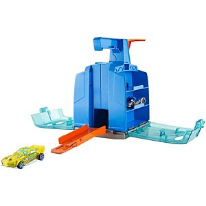 Hot Wheels® Track Builder™ Display Launcher