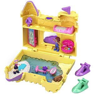 Polly Pocket Pocket World Surf 'n' Sandventure Sandcastle