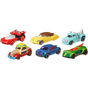 Hot Wheels® Character Cars™ Collection: Disney/Pixar