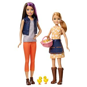 Barbie® Sweet Orchard Farm™ Skipper & Stacie Dolls
