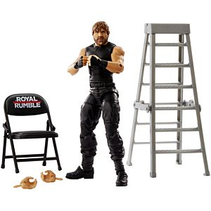 WWE® Dean Ambrose™ Elite Collection Action Figure