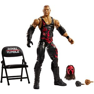 WWE® Kane® Elite Collection Action Figure