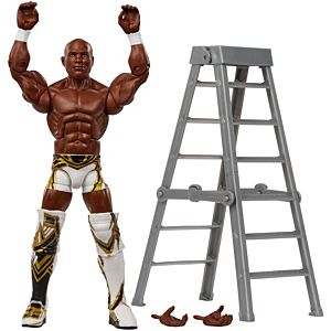 WWE® Shelton Benjamin® Elite Collection Action Figure