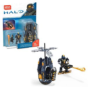 Mega Construx™ Halo® Flood Hunter Drop Pod