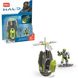 Mega Construx™ Halo® Operation: Guillotine Drop Pod