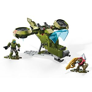 Mega Construx™ Halo® UNSC Hornet Vehicle