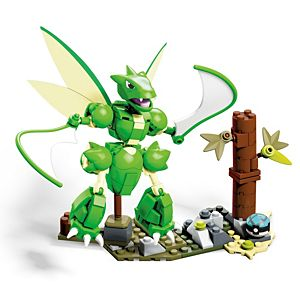 Mega Construx™ Pokemon™ Super-Sized Scyther