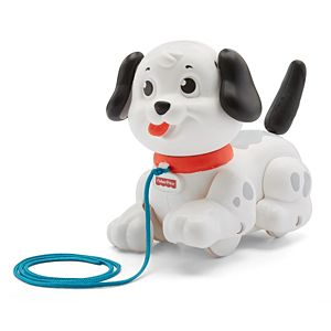 Lil' Snoopy Pull-Toy Dog
